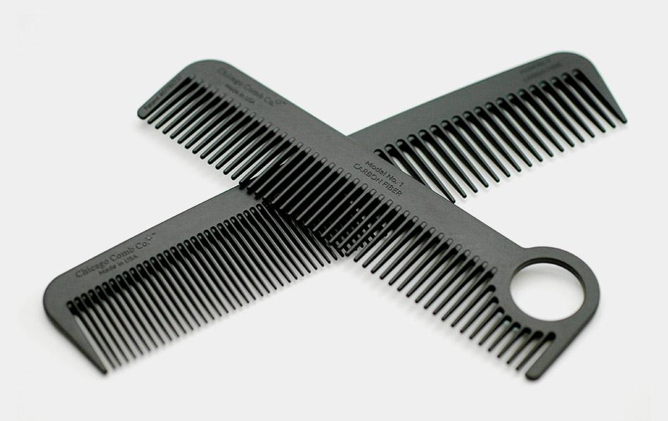 Carbon Fiber Comb