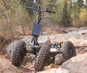 EZRaider Go Anywhere Scooter