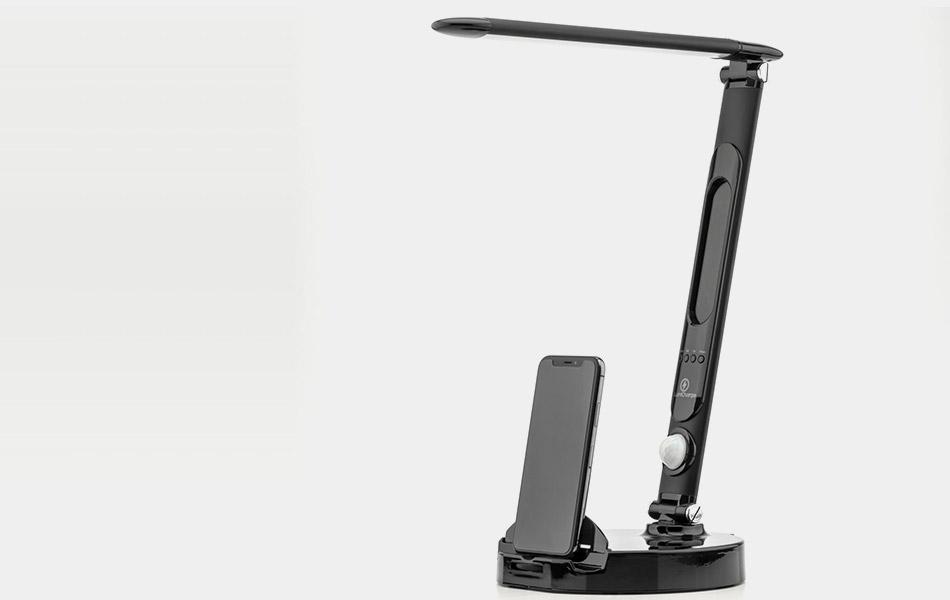 LumiCharge Smart Desk Lamp