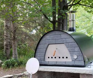 Maximus Arena Mobile Pizza Oven