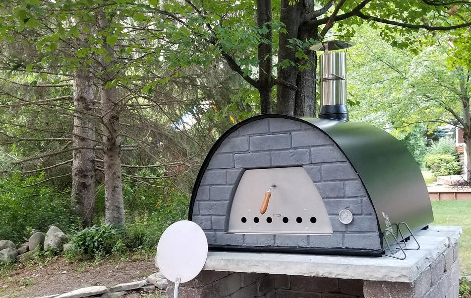 Maximus Arena Mobile Pizza Oven
