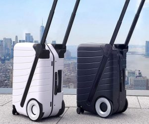 The SIX Luggage