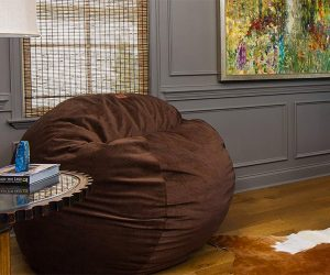 CordaRoy's Convertible Bean Bag Chair