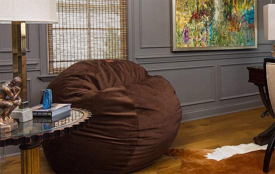 CordaRoy's Convertible Bean Bag Chair