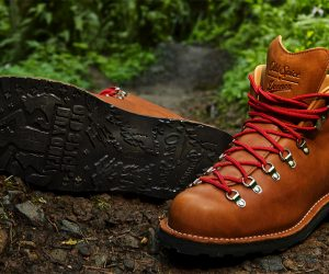 Danner x Old Spice Mountain Light