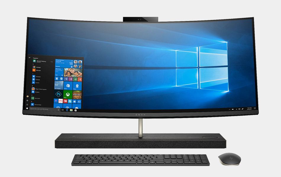 HP ENVY Curved All-in-One | GearCulture