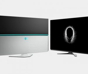 Alienware 55″ OLED Gaming Monitor