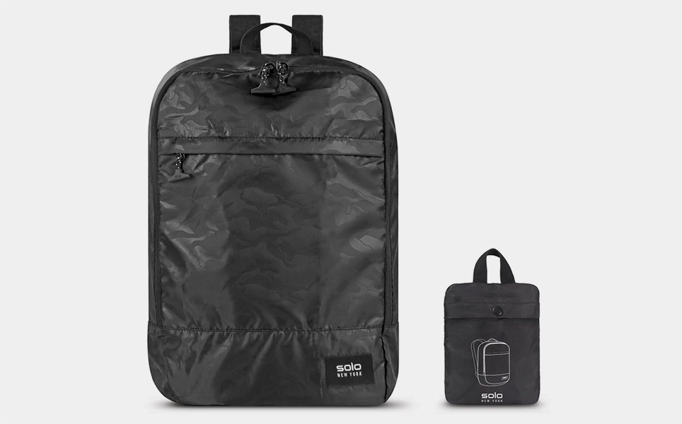 SOLO NY Packable Backpack
