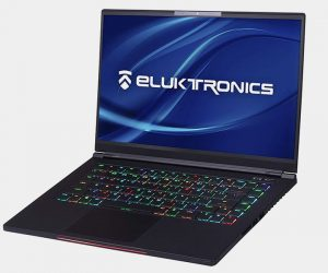 Eluktronics Mag-15 Gaming Laptop