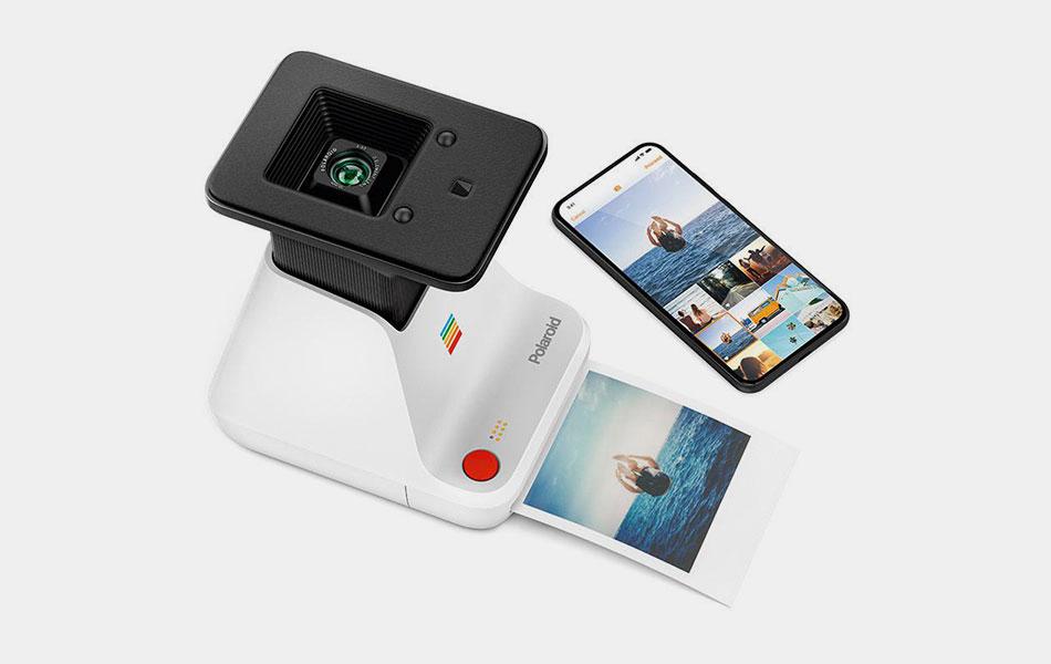 Polaroid Lab Phone Photo Printer