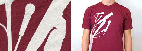 Open Mic Organic T-shirt