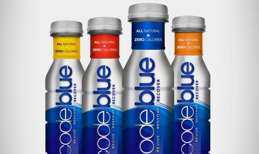 CodeBlue Super Drink