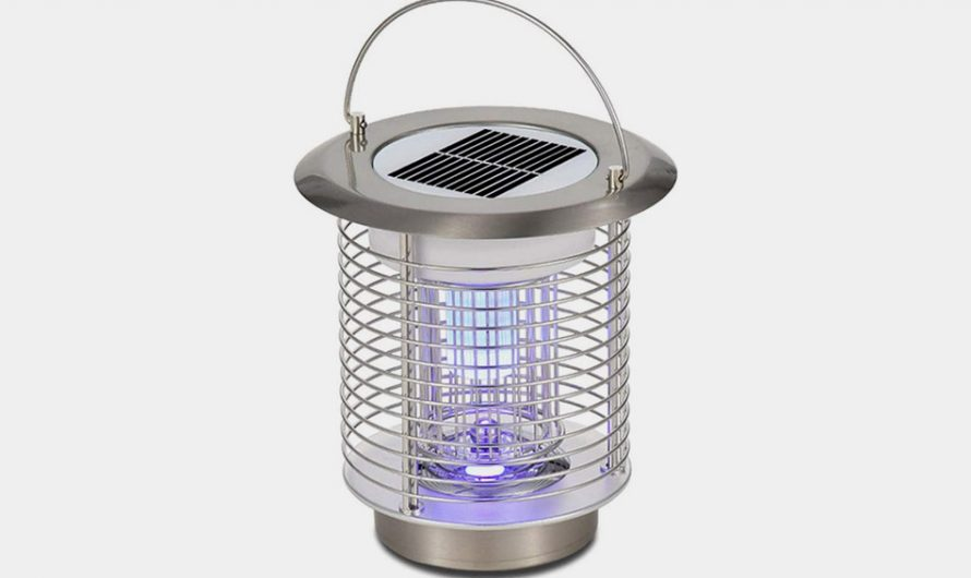 Solar Insect Zappers