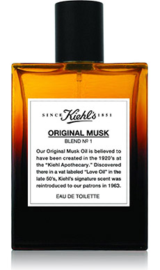 Kiehl Original Musk Blend No. 1