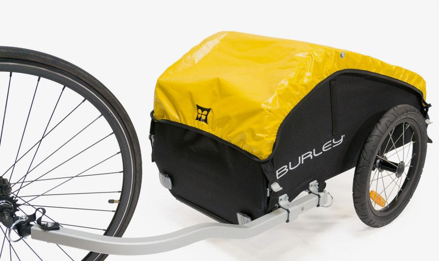 Burley Nomad Cargo Bike Trailer