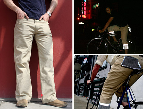 Cordarounds Bike-to-Work Pants