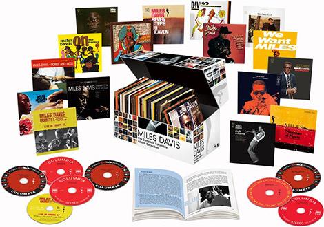 Miles Davis: The Complete Columbia Album Collection