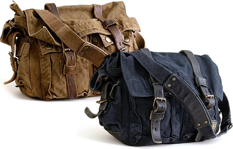 Belstaff X Jcrew Colonial Shoulder Bag