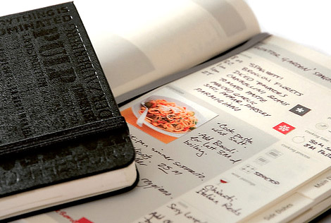 Moleskin Passion Journals