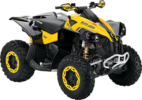 Can-Am Renegade 800R EFI ATV