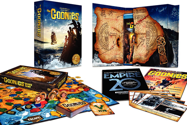 Goonies 25th Anniversary Edition