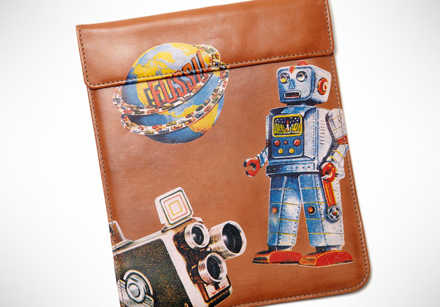 Fossil Robot Tablet Sleeve