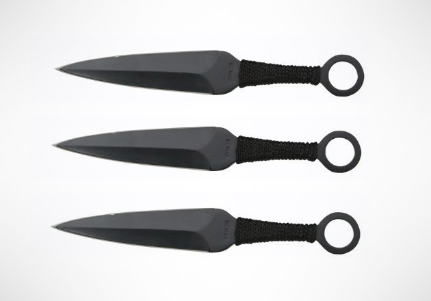 Ninja Stealth Throwing Knives | GearCulture