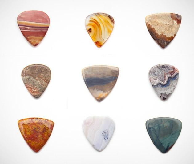Gemstone Guitar Picks