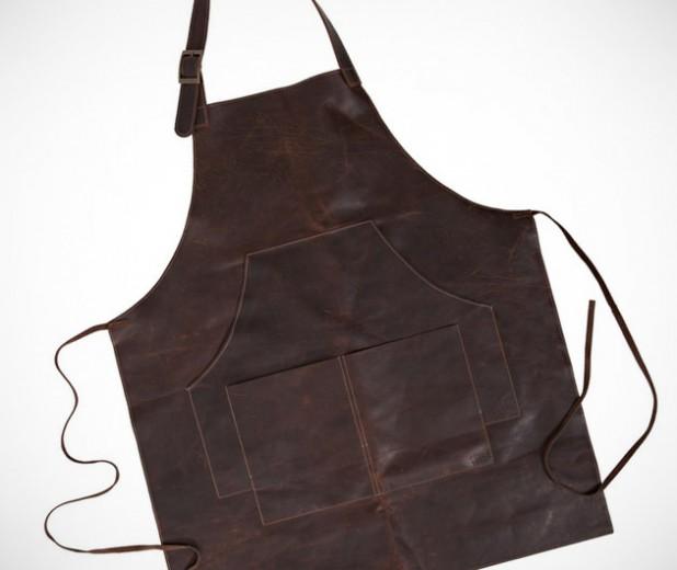 Leather Work Apron Gearculture