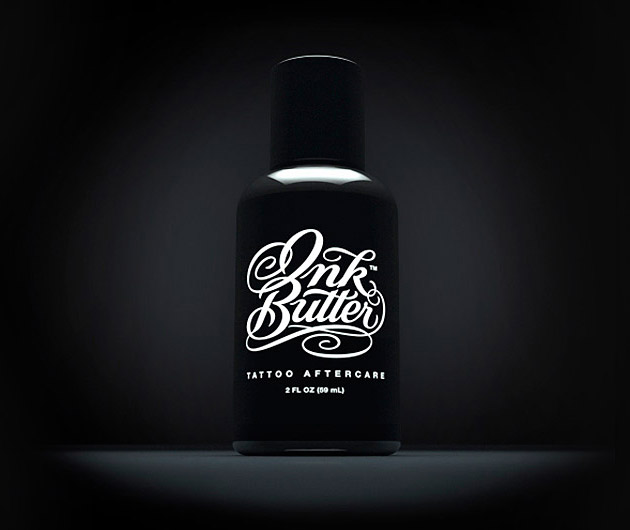 Ink Butter Tattoo Aftercare
