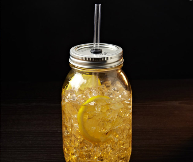 XL Redneck Mason Jar Drinking Glass