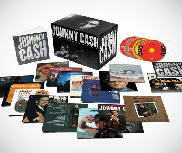 Johnny Cash: The Complete Columbia Album Collection