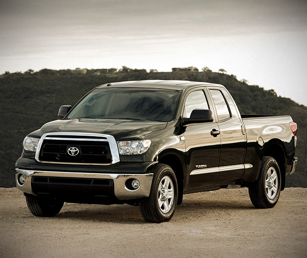 Toyota Off Road Series: 2013 Tundra