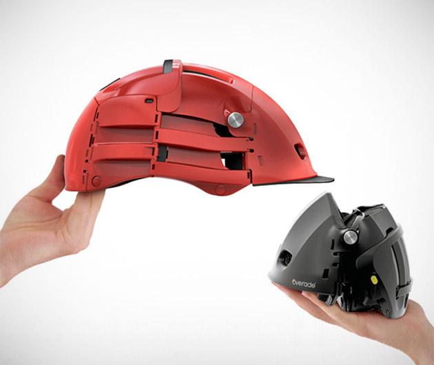 Overade Folding Helmet