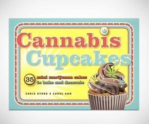 Cannabis Cupcakes: 35 Mini Marijuana Cakes to Bake and Decorate