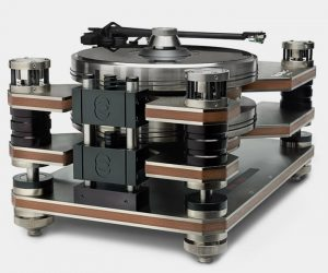 Counterbalanced Turntable