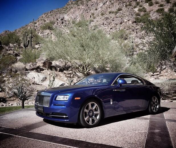 2014 Rolls Royce Wraith Gearculture