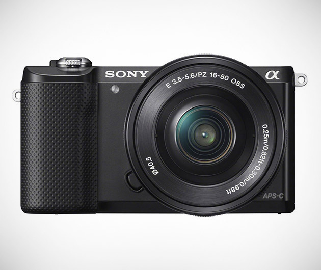 Sony A5000 Camera
