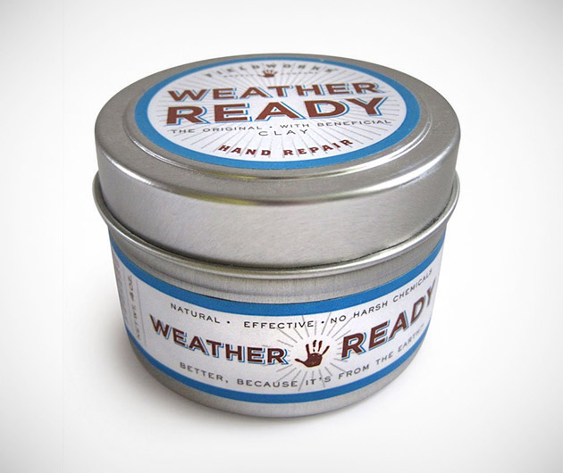 Weather Ready Hand Repair Balm