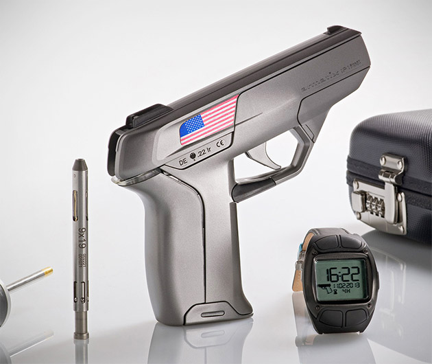Armatix Firearm Smart System
