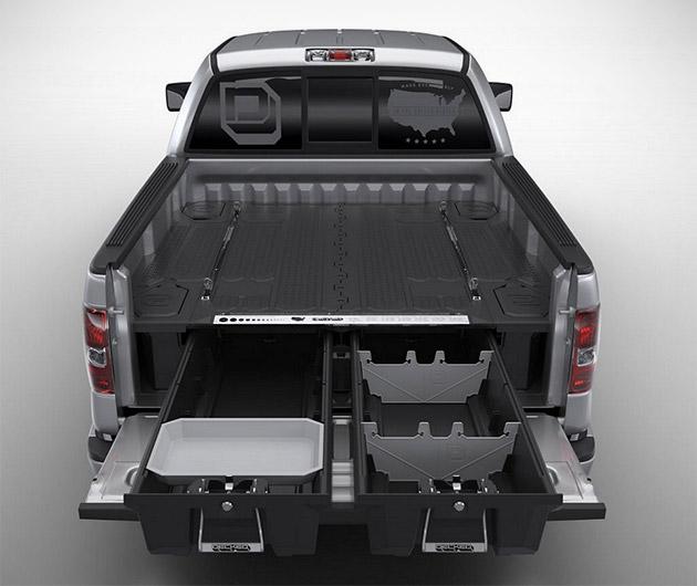 Decked Truck Bed Storage System | GearCulture