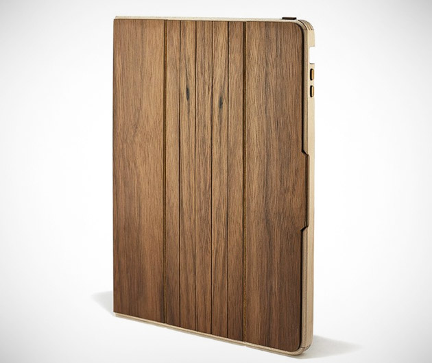 GroveMade Walnut iPad Case