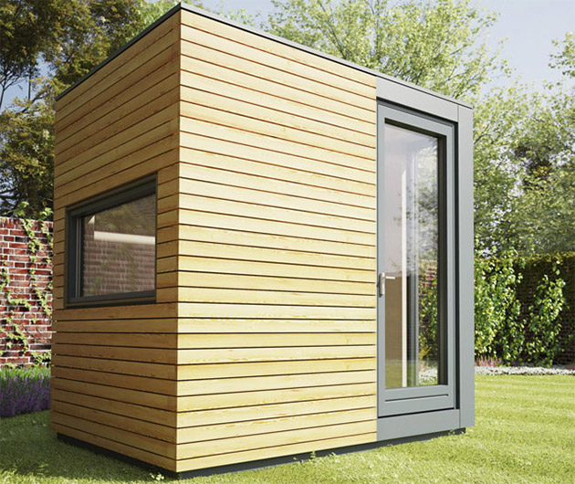 Micro Pod Garden Studio