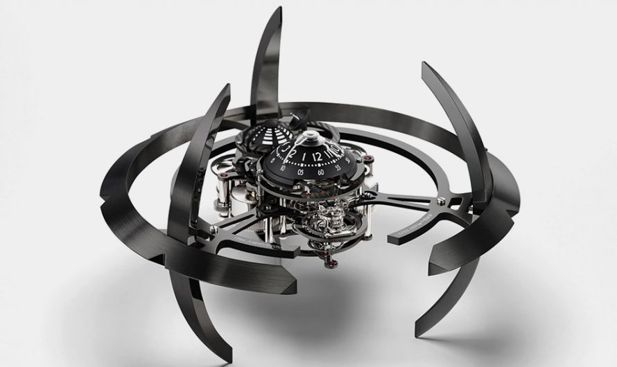 MB&F Starfleet Machine