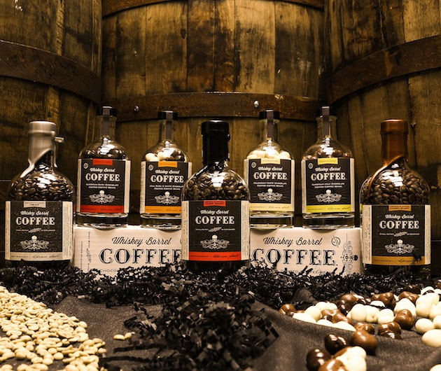 Whiskey Barrel Coffee
