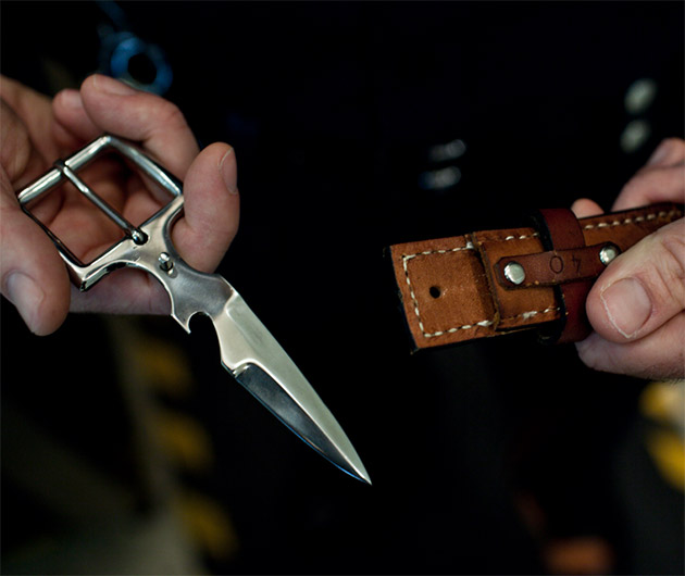 Bowen Belt Knife