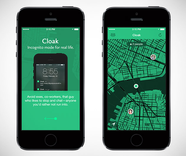 Cloak: The Antisocial Network