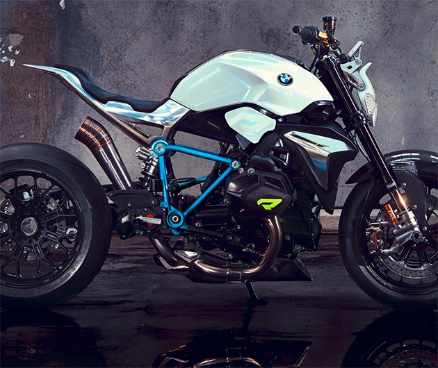 BMW Concept 90 Roadster