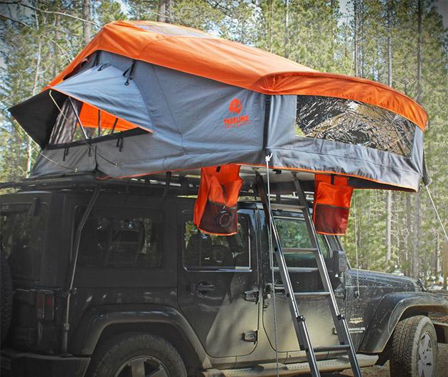 Treeline Roof-top Tents