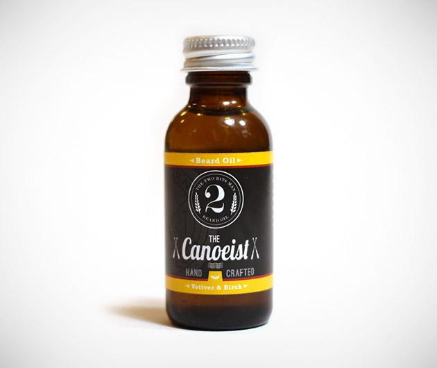 Canoeist Beard Oil